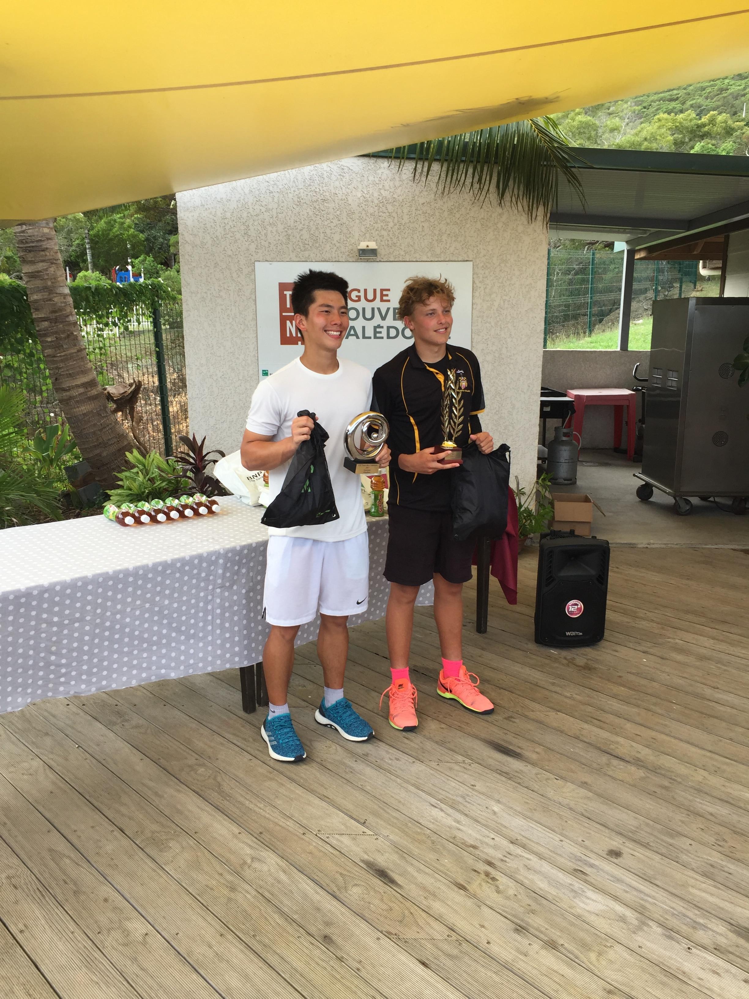 itf junior tennis